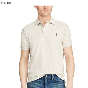 NWT Big & Tall Classic-Fit Short-Sleeved Polo 2XLT